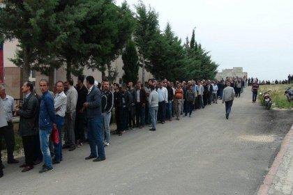 6 ayda 970 bin 117 kişi işsizlik ödeneği için başvurdu
