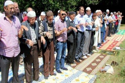 7.5 milyon lira destek 'yağmur duası, kemençe, tarhanaya' gitti