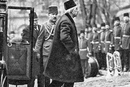 98 yıl önce bugün saltanat kaldırıldı ve Osmanlı İmparatorluğu resmen sona erdi