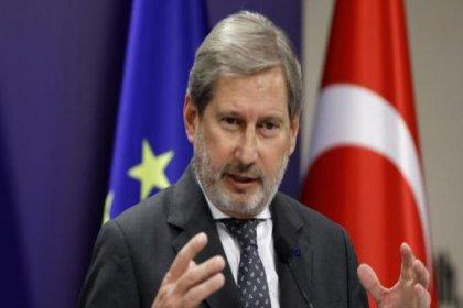 AB Türkiye'ye ek mali yardımı şarta bağladı