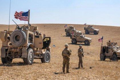 'ABD, Suriye'nin kuzeydoğusuna ek askeri teçhizat sevk etti'