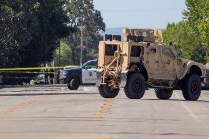 ABD'de silahlı saldırı: 8 yaralı