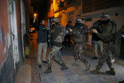 Adana'da IŞİD ve El Kaide operasyonu: 3 gözaltı