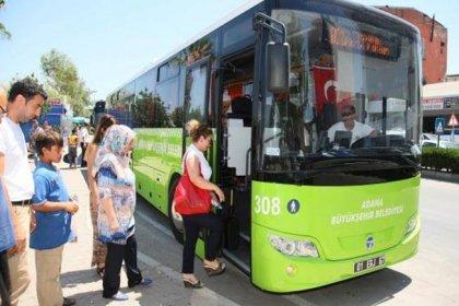 Adana'nın kurtuluş gününde metro ve belediye otobüsleri ücretsiz