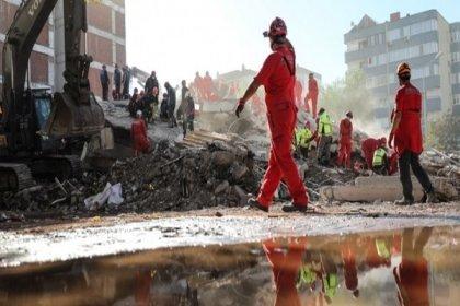 AFAD İzmir depreminde 102 vatandaşımızın hayatını kaybettiğini duyurdu