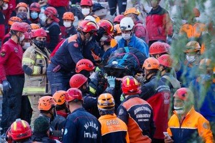 AFAD İzmir depreminde 105 vatandaşımızın hayatını kaybettiğini duyurdu