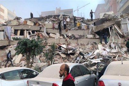 AFAD İzmir depremine ilişkin son duyurusunda: Depremde 1'i boğulma olmak üzere 12 vatandaşımız hayatını kaybetti, 475 vatandaşımız yaralandı