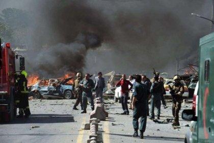 Afganistan'da bombalı araç saldırısında en az 34 kişi hayatını kaybetti