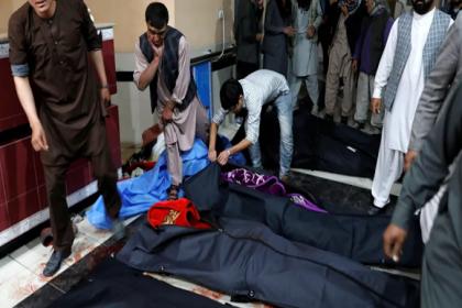 Afganistan'da IŞİD terörü: 18 ölü, 57 yaralı