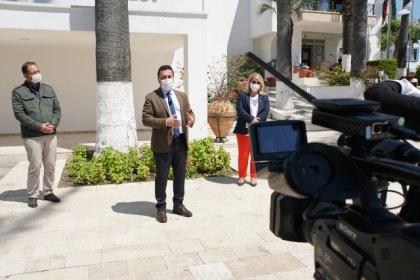 Ahmet Aras: Bodrum'da bir ayda 200 bin maske dağıttık