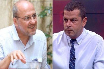 Ahmet Şık ve Cüneyt Özdemir arasında HDP tartışması