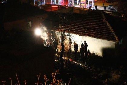 Ailesinin evden kovduğu Serhat, kaldığı barakada çıkan yangında can verdi