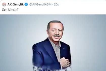 AKP Gençlik Kolları'nın 'Sen kimsin' videosuna yanıt yağdı: Ali İsmail'im, Rabia Naz'ım, Oğuz Arda Sel'im