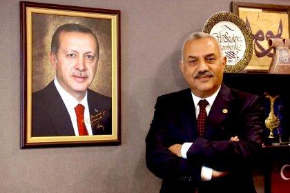 AKP Hatay vekili Hüseyin Şanverdi, partisinin Yerel Yönetimler Başkan Yardımcılığına getirildi