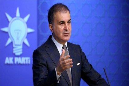 """AKP Sözcüsü Ömer Çelik; """"Barışçıl protestolar bir hak"""""""