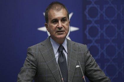 AKP Sözcüsü Ömer Çelik'ten AYM üyesi Engin Yıldırım'a tepki