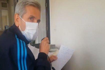 AKP'li başkandan belediye hoparlöründen korona uyarısı: Hastaneler dolu, yoğun bakımlar yetmeyecek