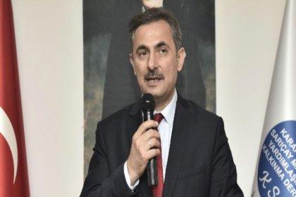 AKP'li belediye, 580 bin TL harcayarak bakanlığın binasının tadilatını yaptı
