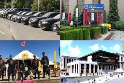 AKP'li belediyeler ve kamu kurumlarında akıl almaz israf