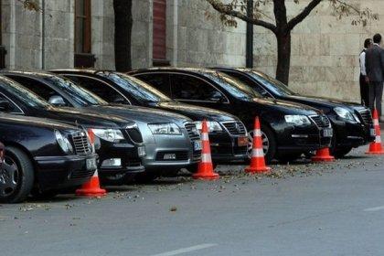 AKP'li belediyelerin kiraladığı lüks araçlar Sayıştay raporlarında