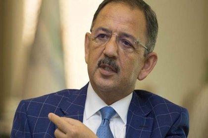AKP'li Özhaseki, Zeydan Karalar'ı hedef aldı: Makam odasını haczettirmek gerçekten büyük bir maharet ister