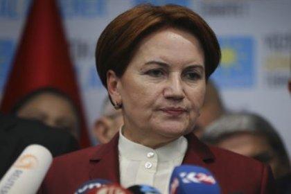Akşener: Erdoğan, 'İYİ Parti 2023'e kalmaz' demiş, rahmetli anacığım 'kul kurar, kader gülermiş' derdi