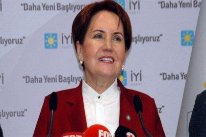Akşener: Seçimleri fısıldayan adam Devlet Bahçeli'dir, Kılıçdaroğlu doğru yere ateş etti