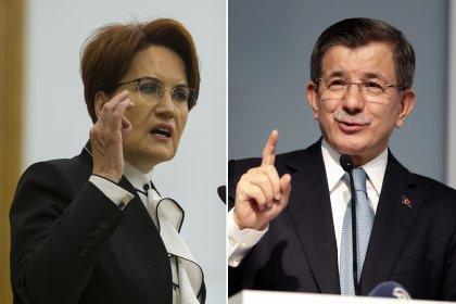 Akşener ve Davutoğlu'ndan sokağa çıkma yasağını iptal eden Erdoğan'a tepki
