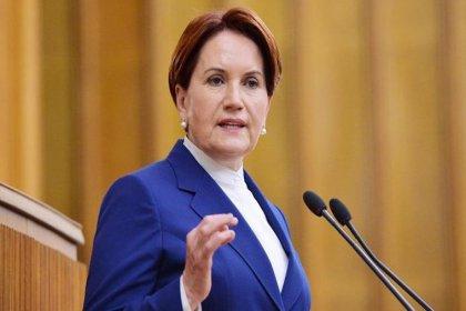Akşener: Tarım Bakanı'nın da TikTok'ta yapacağı bir düetle istifa etmesini bekliyoruz
