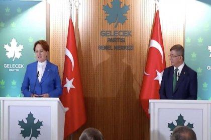 Akşener'den 'Cumhurbaşkanı adaylığı' açıklaması