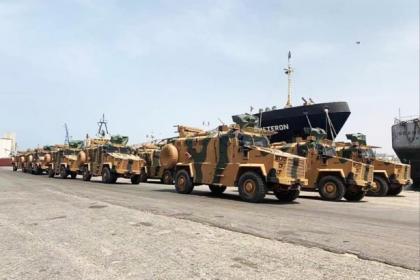 Al Arabiya: Türk özel harekat güçleri Trablus'ta