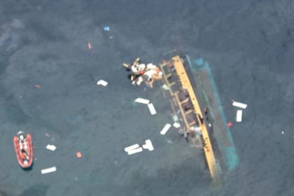 Alanya'da gezinti teknesi battı: 1 turist hayatını kaybetti