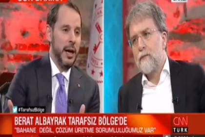 Albayrak: Kur iner, çıkar. Türkiye çok güçlü bir altyapıya sahip