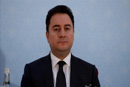 Ali Babacan: Şu anki yönetim halktan koptu, propagandayla uğraşıyorlar