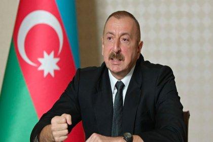 Aliyev: 17 köy daha Ermenistan işgalinden kurtarıldı