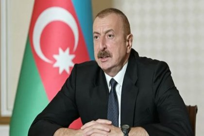 Aliyev, ateşkes için şartını açıkladı