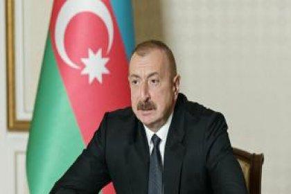 Aliyev: Karabağ'da 16 yerleşim daha kontrol altına alındı