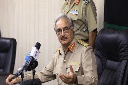 Almanya Dışişleri Bakanı: Hafter Libya'da ateşkes anlaşmasına uymaya hazır