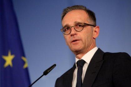 Almanya Dışişleri Bakanı Maas: 'Türkiye'ye Suriye'de kullanabileceği silahları satmıyoruz'