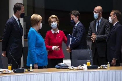 Almanya, Fransa ve İtalya'dan Libya'ya silah ambargosunu delenlere yaptırım hamlesi