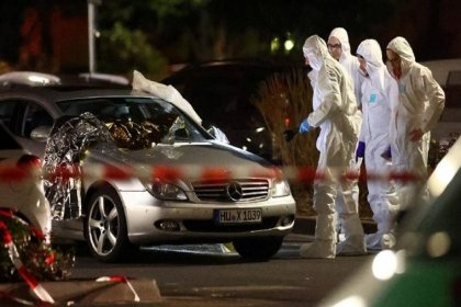 Almanya'da silahlı saldırı: 11 kişi hayatını kaybetti
