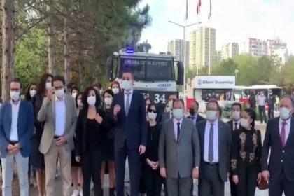 Ankara Baro Başkanı: 18 bin avukatın hakkı gasp edildi