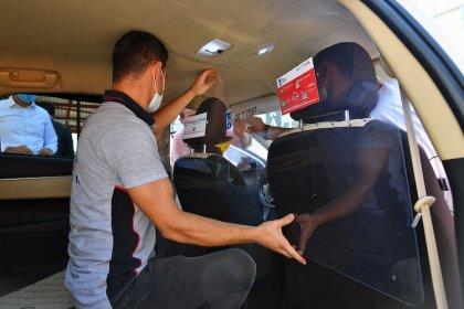 Ankara Büyükşehir Belediyesi taksiler için şeffaf panel uygulaması başlattı