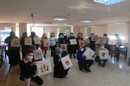 Ankara Büyükşehir Belediyesi, Türk ve mülteci kadınları buluşturdu
