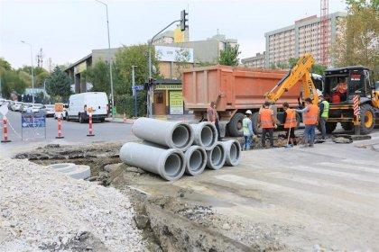 Ankara Büyükşehir Belediyesi, yağış sezonuna karşı altyapı önlemlerini artırdı
