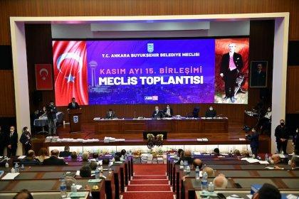 Ankara Büyükşehir Belediyesi'nin bütçe maratonu tamamlandı