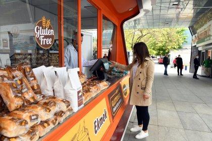 Ankara Halk Ekmek Fabrikası, glutensiz ürünler için büfe açtı