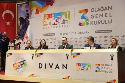 Ankara Kent Konseyi, 1. yılını doldurdu: 'Büyükşehir belediyesine ilettiğimiz tavsiyelerimiz tek tek hayata geçiyor'