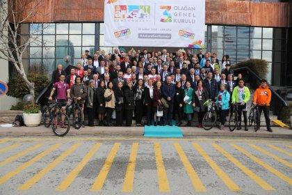 """Ankara Kent Konseyi, Uluslararası Katılımcılık Ödülü""""ne layık görüldü"""