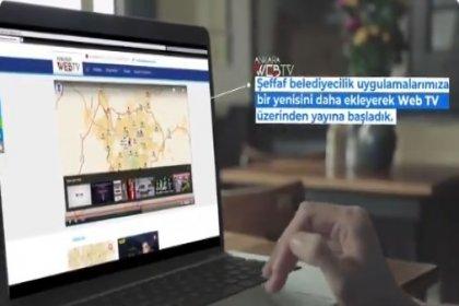 Ankara WEB TV test yayınına başladı